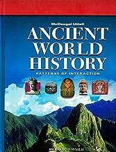 McDougal Littell World History: Patterns of Interaction: Teacher Edition Grades 9-12 Ancient World History 2005