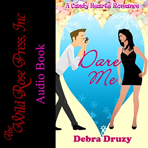 Dare Me audiobook cover art
