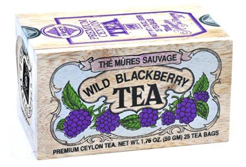 Metropolitan Tea Company Wild Blackberry