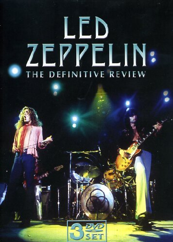 Led Zeppelin - the Definitive Review [2006] [3 DVDs] [UK Import]