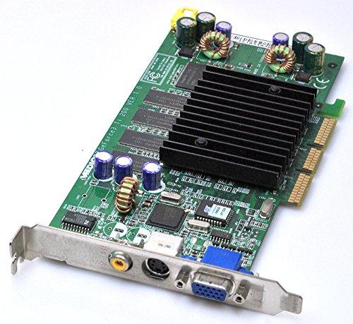 Medion 800000230020026 MS-8838 8838 Geforce3 Ti 200 64MB Grafikkarte TV-Out VGA Bulk Grafikkarte Ohne jegliches Zubehör