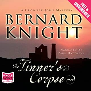 The Tinner's Corpse audiobook cover art