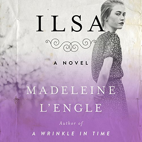 Ilsa audiobook cover art