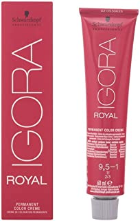 Schwarzkopf Professional Igora Royal 9.5-1 Tinte - 60 ml