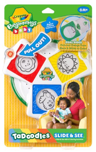 Crayola Beginnings Baby Slide and See