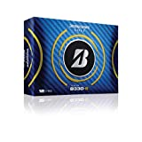 Bridgestone 1B2330RS Lot de 4 balles de golf Tour B330-RXS Blanc