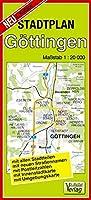 Stadtplan Goettingen 1 : 20 000