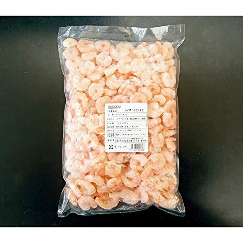 お店のための バナメイボイルむきえび 60/80(1kg)【冷凍】【UCCグループの業務用食材 個人購入可】【プロ仕様】