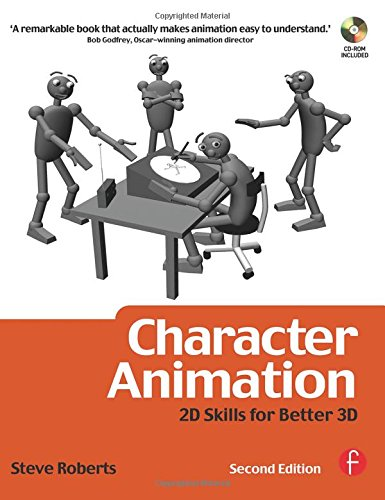 Character Animation. 2D Skills for Better 3D