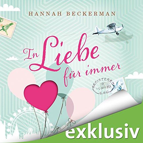 In Liebe für immer audiobook cover art