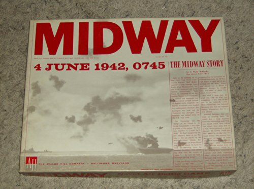 Midway (Ah Adult Strategy Game, Game No. 601)
