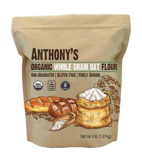 Anthony's Organic Whole Grain Oat Flour | Amazon