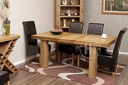 Amazon.es: mesas rusticas comedor - Juegos de muebles / Comedor ...
