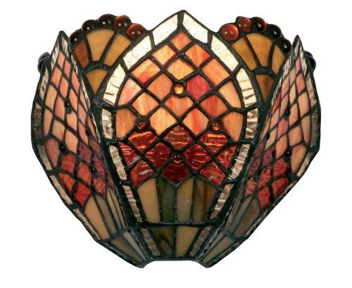 Oaks Lighting Tiffany-Wandleuchte Orsino