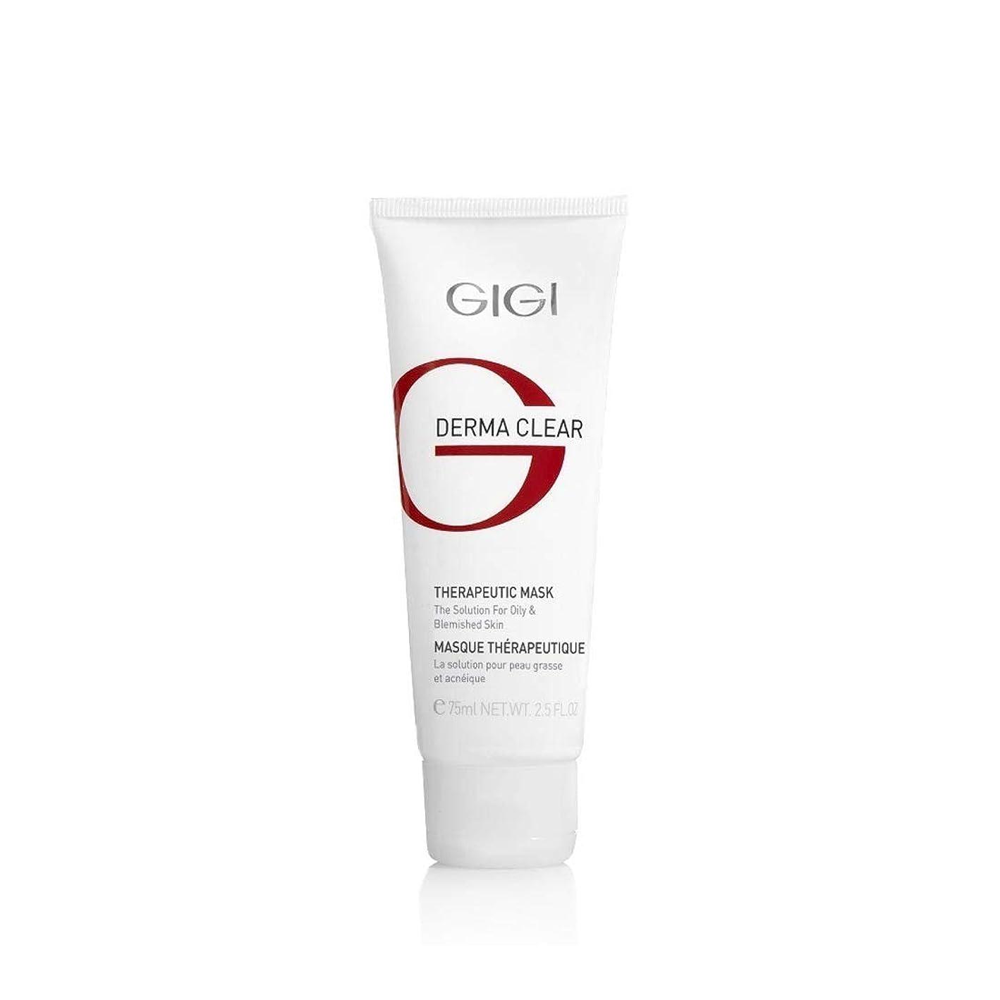 状態コーンウォール納得させるGIGI Derma Clear Mask for Oily Skin 75ml