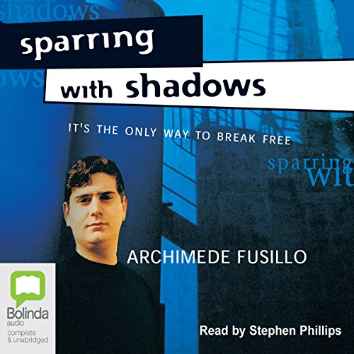 Sparring with Shadows audiobook cover art