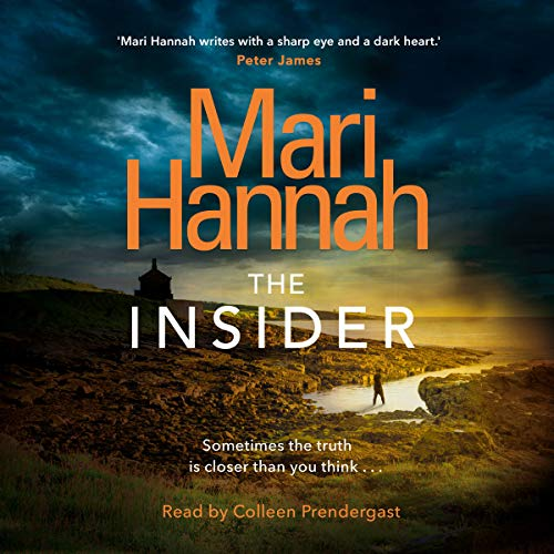 The Insider audiobook cover art