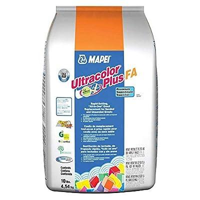 Mapei Ultracolor Plus FA Rapid-Setting Grout 10 lb Bag (Bahama Beige)
