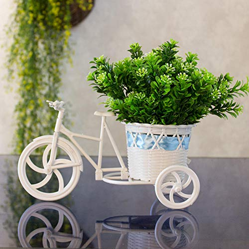 Decoratieve roos bloem in de vaas, decoratie voor slaapkamer, party, tuin, bruiloft