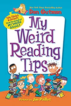 Hardcover My Weird Reading Tips : Tips, Tricks and Secrets by the Author of My Weird School Book