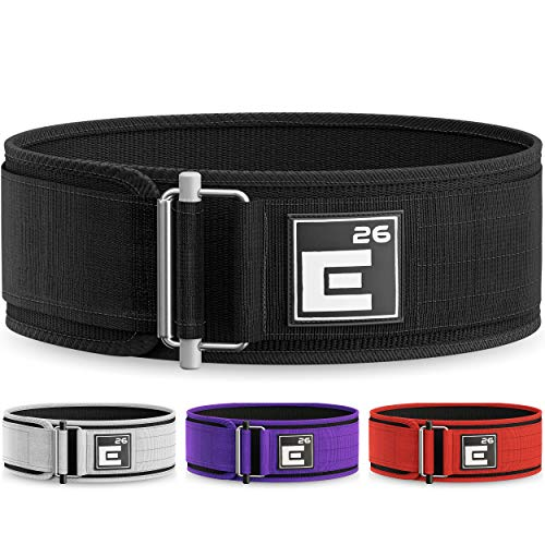 Element 26 Self-Locking Weight Lifting Belt | Premium...