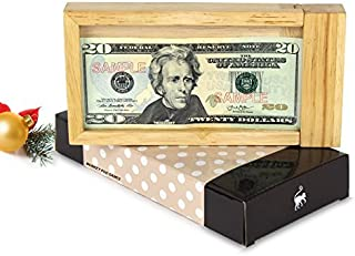 MONKEY POD GAMES Magic Money Puzzle Gift Box - A Fun Way to Give a Money Gift