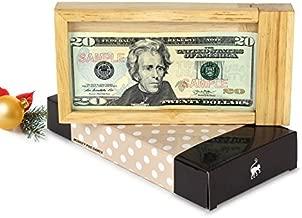 MONKEY POD GAMES Magic Money Puzzle Gift Box - A Fun Way to Give a Money Gift
