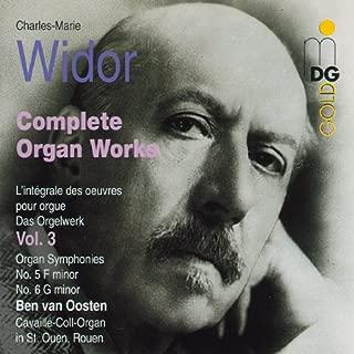 Complete Organ Works, Vol. 3