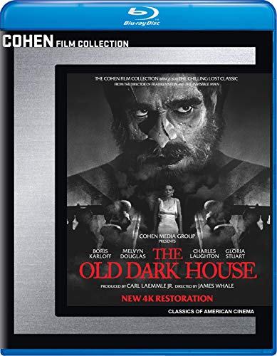 OLD DARK HOUSE, THE BD [Blu-ray]