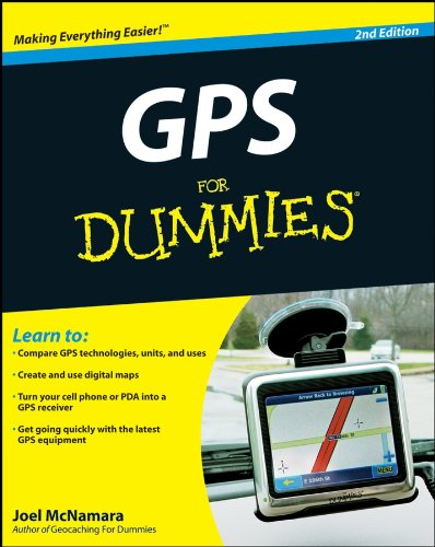 GPS For Dummies (English Edition)
