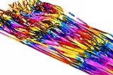 Metallische Lametta Vorhänge/Folie Hintergrund Fringe Vorhänge für Geburtstag Party/Hochzeit, DIY Photo Booth Dekorationen, Tür Fenster Hintergrund Foto Requisiten für Festival(1x2.5m) - 5