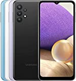 "Samsung Galaxy A32 4G Volte Unlocked 128GB Quad Camera (LTE Latin/At&t/MetroPcs/Tmobile Europe) 6.4"" (Not for Verizon/Boost) International Version SM-A325M/DS (White)"
