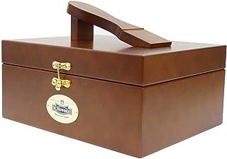 [エム・モゥブレィ] 靴固定台付き木箱入り Rセット+