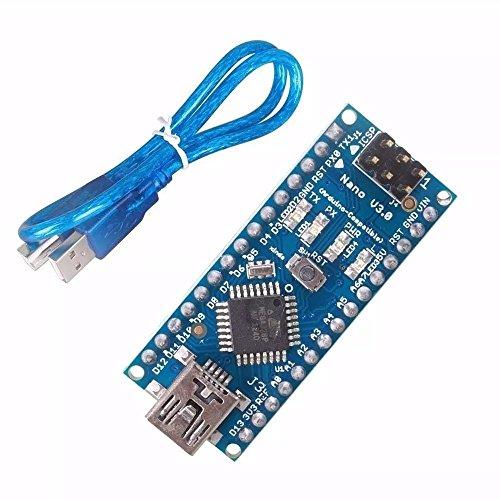 Amazon.com - Arduino Nano Compatible Board with USB cable