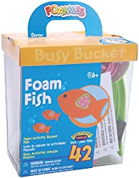 Craft Foam Fish Shapes