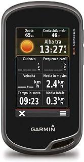 جهاز ملاحة جي بي اس محمول من جارمين اوريغون 600، لون اسود [010-01066-00]