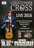 Christopher Cross - Live, Hanau 2016 »