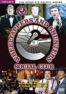 Wheeltappers And Shunters Social Club - The Complete Fourth Series