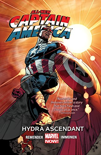 All-New Captain America Vol. 1: Hydra Ascendant (All-New Captain America (2014-2015)) (English Edition)