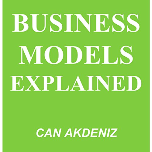 Business Models Explained audiobook cover art