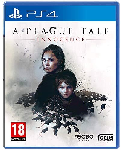A Plague Tale: Innocence - PlayStation 4 [Importación inglesa]