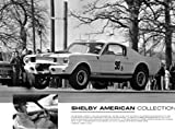"Title: Shelby GT350 ""The Flying Mustang"" Ken Miles Driving. Shelby American Collection. Car Poster"