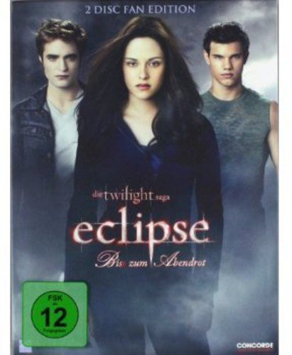 Eclipse - Bis(s) zum Abendrot (Fan Edition) [2 DVDs]