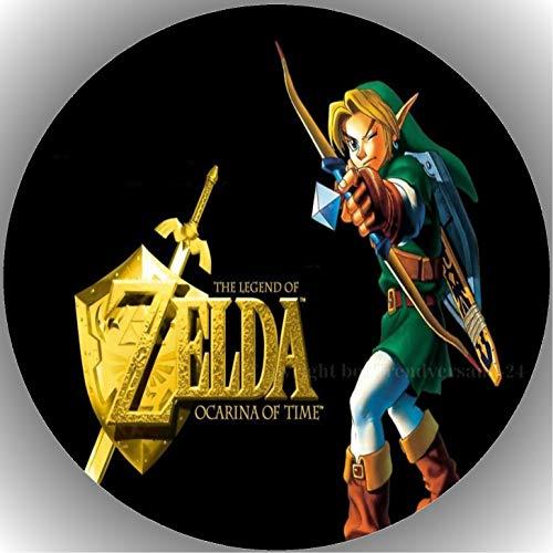 Premium Esspapier Tortenaufleger Party Geburtstag Die Legende von Zelda AMA 8