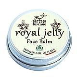 Bálsamo - Bio Pappa Reale, bálsamo de jalea real, 10g-Puro concentrado natural- Fabricado a mano en Toscana