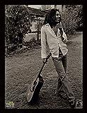 Bob Marley FP12794P-PL - Imagen enmarcada (34,5 x 45,5 cm), Multicolor