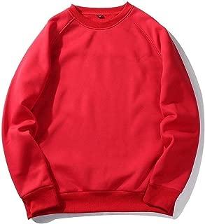 RkYAO Mens Stitching Raglan Sleeve Oversize Fitted Pullover Top Sweatshirt