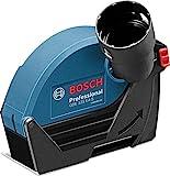 Bosch Professional GDE 125 EA-S - Caperuza de aspiración (para amoladora Ø disco 125 mm)
