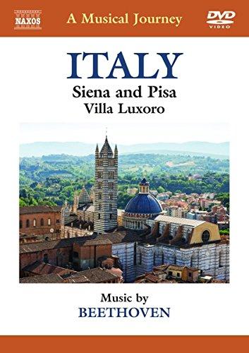 Italia: Siena, Pisa E Villa Luxoro