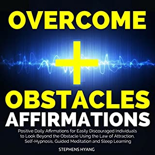 Overcome Obstacles Affirmations cover art